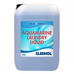 Aquamarine Bio Laundry Liquid (10L) Aquamarine, Bio, Laundry, Liquid, Cleenol