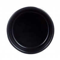 "Purity Noir Sticky Round bowl 2.6"" 6.5cm (24 Pack) Purity, Noir, Sticky, Round, bowl, 2.6"", 6.5cm"