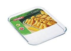 Pyrex Glass Baking Tray - NEW  32 x 26cm (6 Pack) Pyrex, Glass, Baking, Tray, NEW, 32, x, 26cm