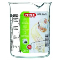 Pyrex Measure & Mix    250ml (10 Pack) Pyrex, Measure, &, Mix 250ml