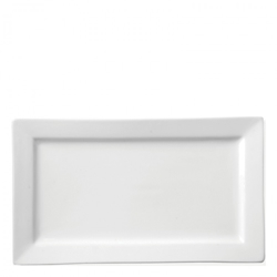 "Rectangular Platter 9.5 x 6.75"" / 24 x 17cm (6 Pack)"