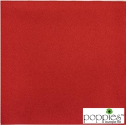 Red 33cm 2ply Napkins (2000 Pack)