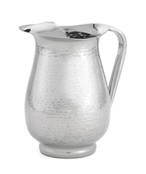 Remmington Collection Bell Water Pitcher with Ice Guard