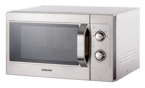 Samsung CM1099 1100w Light Duty Manual Dial Control Commercial Microwave Oven