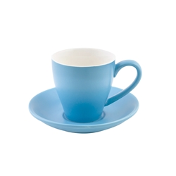 Saucer for Coffee/Tea & Mug Breeze (Pack of 6)