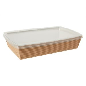 Savori Lid, anti-mist for Large hot tray