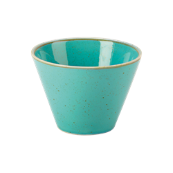 "Sea Spray Conic Bowl 9cm/3.5"" 20cl/7oz (Pack of 6)"