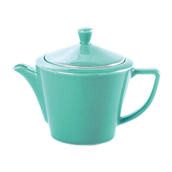 Sea Spray Conic Tea Pot 50cl/18oz (Pack of 6)