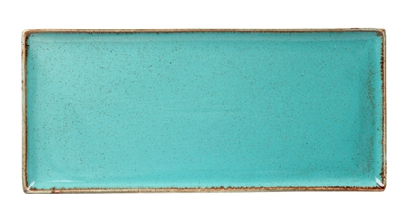 "Sea Spray Rectangular Platter 35x15.5cm/13.75""x6"" (Pack of 6)"