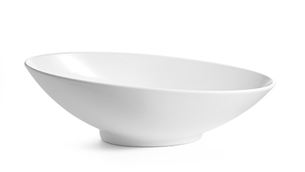Sierra Collection Oval Medium Bowl