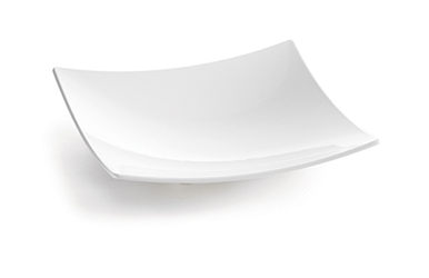 Sierra Collection Square Flared Bowl