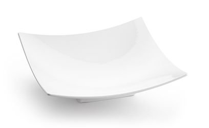 Sierra Collection Square Flared Large Bowl