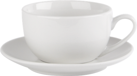 Simply Cappuccino Cup 8oz (Pack of 6)