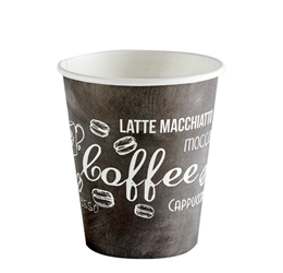 Single Wall Chalkboard Cup 350ml/12oz (x1000)