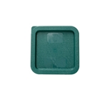 Square Lid For 1.9Ltr / 2 qt & 3.8Ltr / 4 qt, for Square Food Storage Container, Green