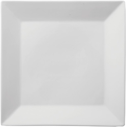 "Square Plate  8.5"" / 21.5cm (12 Pack)"