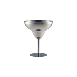 Stainless Steel Margarita Glass 30cl/10.5oz (Each) Stainless, Steel, Margarita, Glass, 30cl/10.5oz, Nevilles