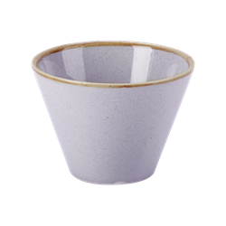 "Stone Conic Bowl 11.5cm/4.5"" 40cl/14oz (Pack of 6)"