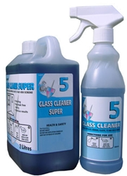 Super Glass & Stainless Steel Cleaner 50:1 Concentrate (2 x 2ltr)