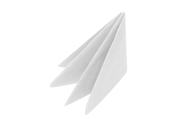 Swantex White Pre-Folded 2 Ply 40cm Napkins (2000 Pack)