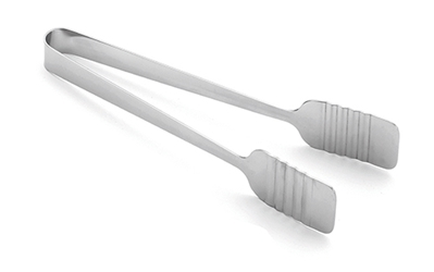 Tongs, Stainless Steel  9.5""