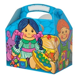 Toy Box paperboard box with handle (Copy)