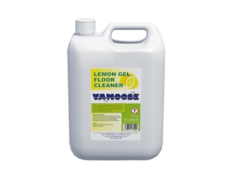 VAMOOSE LEMON GEL FLOOR CLEANER 5L
