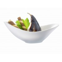 "Versatile Long Sofa Bowl 7.7"" 19.5cm (24 Pack) Versatile, Long, Sofa, Bowl, 7.7"", 19.5cm"