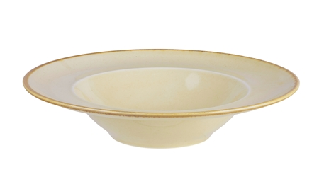 "Wheat Pasta Plate 26cm (10"") (Pack of 6)"