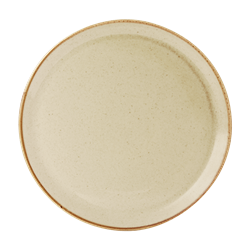 "Wheat Pizza Plate 32cm/12.5"" (Pack of 6)"