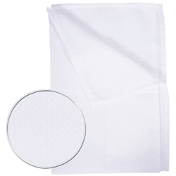 White honeycomb Waiters Cloth (10 Pack)