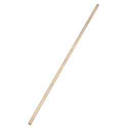 Wooden Mop Brush Handle - 120cm - Standard (Each)