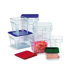 Lid Square Container 5.7/7.6L Red (Each) Lid, Square, Container, 5.7/7.6L, Red, Nevilles