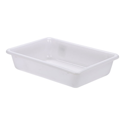 Polyethylene Food Storage Tray 2L (Each) Polyethylene, Food, Storage, Tray, 2L, Nevilles