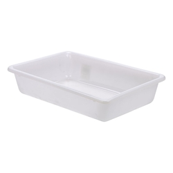 Polyethylene Food Storage Tray 3L (Each) Polyethylene, Food, Storage, Tray, 3L, Nevilles