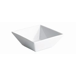 Square Dip Dish 6.5 x 6.5 x 3cm (4Pcs Fit 1653B) (6 Pack) Square, Dip, Dish, 6.5, 6.5, 3cm, 4Pcs, Fit, 1653B, Nevilles
