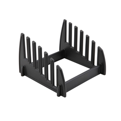 PE Plastic Chopping Board Rack (1/2 Boards) (Each) PE, Plastic, Chopping, Board, Rack, 1/2, Boards, Nevilles