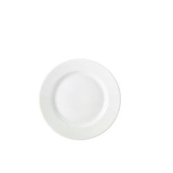 Royal Genware Classic Winged Plate 17cm White (6 Pack) Royal, Genware, Classic, Winged, Plate, 17cm, White, Nevilles