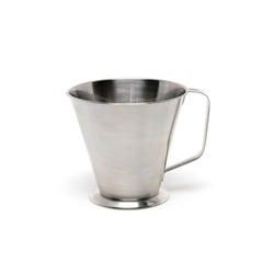 Stainless SteelGraduated Jug 0.5L/1Pt. (Each) Stainless, SteelGraduated, Jug, 0.5L/1Pt., Nevilles