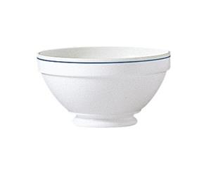 Filet Delft Stackable Footed Bowl 18.3oz 52cl (36 Pack) Filet, Delft, Stackable, Footed, Bowl, 18.3oz, 52cl
