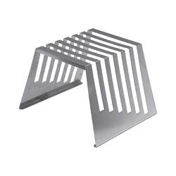 Stainless Steel Rack For 6 Cutting Boards 1/2Thick (Each) Stainless, Steel, Rack, For, 6, Cutting, Boards, 1/2Thick, Nevilles