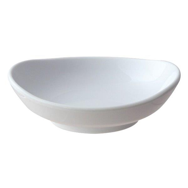 4 1/2? / 115mm Round Saucer, 1? / 25mm Deep, Classic White
