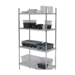 4 Tier rack 60x18x72 (Each) 4, Tier, rack, 60x18x72, Nevilles