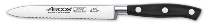 "Riviera Tomato Knife Serrated 5.1"" 13cm (Each) Riviera, Tomato, Knife, Serrated, 5.1"", 13cm"
