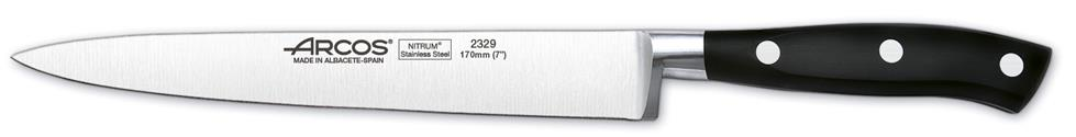 "Riviera Sole Knife  6.7"" 17cm (Each) Riviera, Sole, Knife, 6.7"", 17cm"