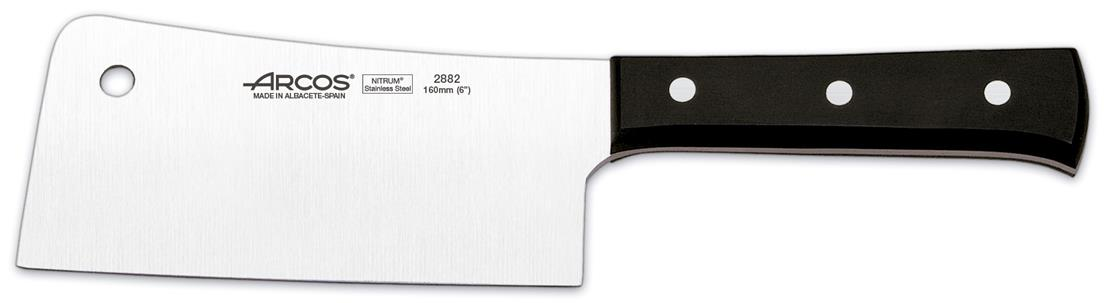 "Universal Cleaver  6.3"" 16cm (Each) Universal, Cleaver, 6.3"", 16cm"