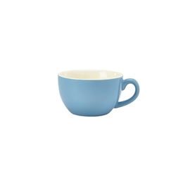 Royal Genware Bowl Shaped Cup 25cl Blue (6 Pack) Royal, Genware, Bowl, Shaped, Cup, 25cl, Blue, Nevilles