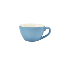 Royal Genware Bowl Shaped Cup 34cl Blue (6 Pack) Royal, Genware, Bowl, Shaped, Cup, 34cl, Blue, Nevilles