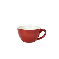 Royal Genware Bowl Shaped Cup 34cl Red (6 Pack) Royal, Genware, Bowl, Shaped, Cup, 34cl, Red, Nevilles
