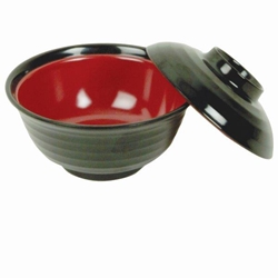 235ml / 8 oz, 100mm / 4? Soup Vegetable Bowl, Two Tone (M) (12 Pack)